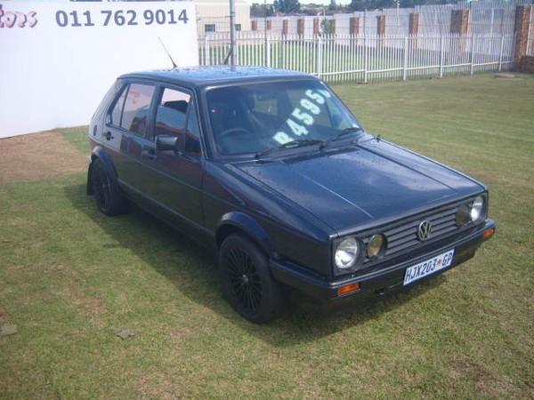 1998 Volkswagen CITI Golf 1.8 L Cti  Gauteng Roodepoort_0