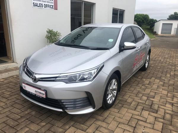 2018 Toyota Corolla 1.6 Prestige Kwazulu Natal Eshowe_0
