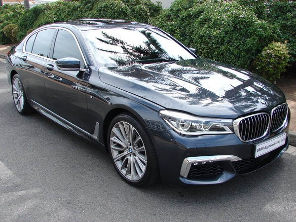 2016 BMW 7 Series 750i Individual G11 Western Cape Strand_0