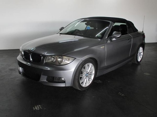 2011 BMW 1 Series 125i Convertible At  North West Province Rustenburg_0