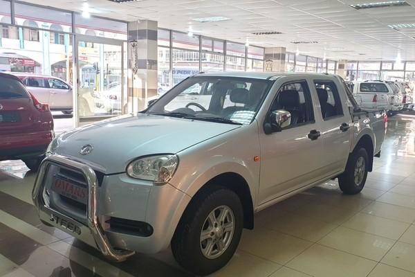 2011 GWM Steed 2.2 Lux Pu Dc  Kwazulu Natal Durban_0