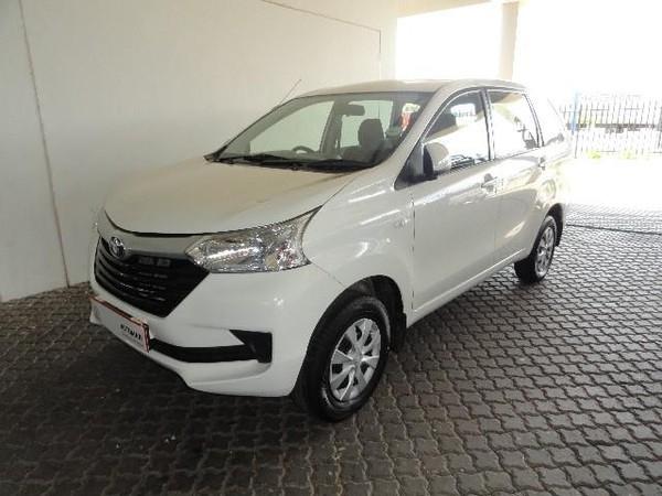 2018 Toyota Avanza 1.5 SX Gauteng Brakpan_0