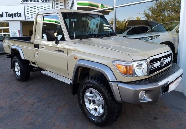 2016 Toyota Land Cruiser 79 4.0p Pu Sc  Western Cape Vredendal_0