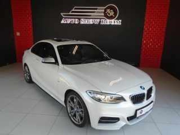 2017 BMW 2 Series M240i Auto Gauteng Kempton Park_0