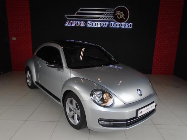 2014 Volkswagen Beetle 1.4 Tsi Sport Dsg  Gauteng Kempton Park_0