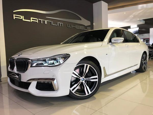 2017 BMW 7 Series 750i M Sport Gauteng Four Ways_0