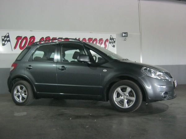 2011 Suzuki SX4 2.0  Gauteng Vereeniging_0