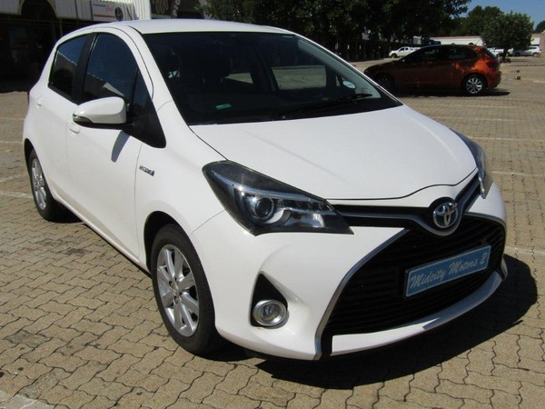 2016 Toyota Yaris 1.5 Hybrid 5-Door North West Province Klerksdorp_0