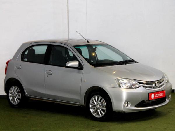2017 Toyota Etios 1.5 Xs 5dr  Western Cape Diep River_0
