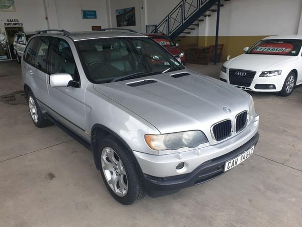2004 BMW X5 3.0d At  Western Cape George_0