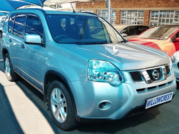 2012 Nissan X-Trail 2.0 Dci 4x2 Xe r82r88  Gauteng Randburg_0
