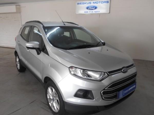 2013 Ford EcoSport 1.5TD Trend Western Cape Vredenburg_0