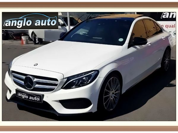 2016 Mercedes-Benz C-Class C250 AMG line Auto Western Cape Athlone_0