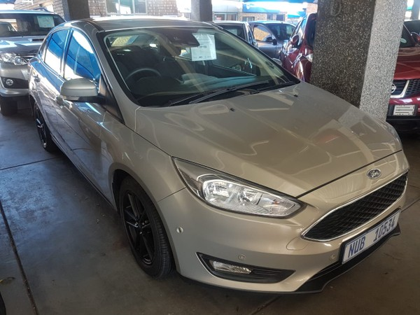 2016 Ford Focus 1.5 Ecoboost Trend Auto Limpopo Polokwane_0