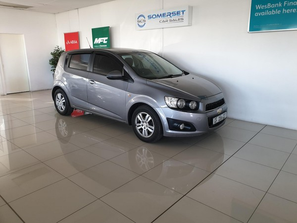 2012 Chevrolet Sonic 1.3d Ls 5dr  Western Cape Strand_0