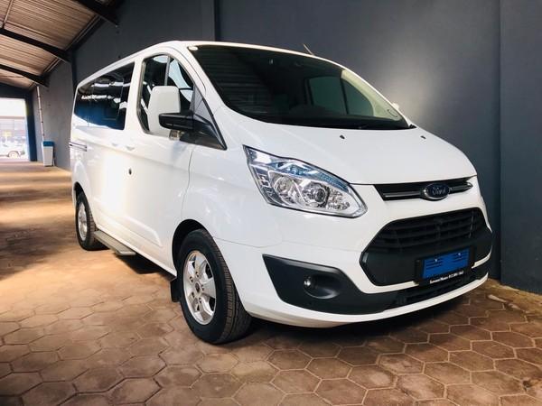2016 Ford Tourneo Custom LTD 2.2TDCi SWB 114KW Gauteng Silverton_0