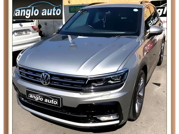 2017 Volkswagen Tiguan 1.4 TSI Comfortline DSG 110KW Western Cape Athlone_0