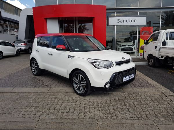 2016 Kia Soul 1.6 CRDI SMART DCT Gauteng Sandton_0