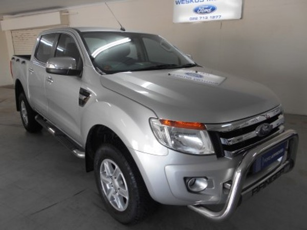 2012 Ford Ranger 3.2tdci Xlt 4x4 At Pu Dc  Western Cape Vredenburg_0