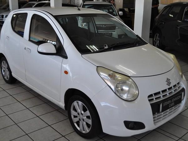 2011 Suzuki Alto 1.0 Gl  Western Cape Cape Town_0