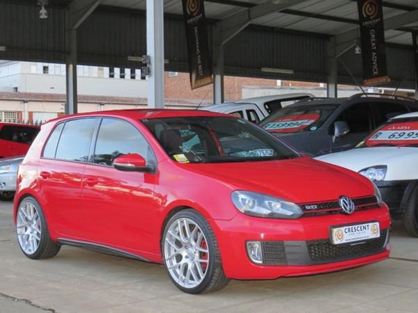 2012 Volkswagen Golf Vi Gti 2.0 Tsi  Kwazulu Natal Pietermaritzburg_0
