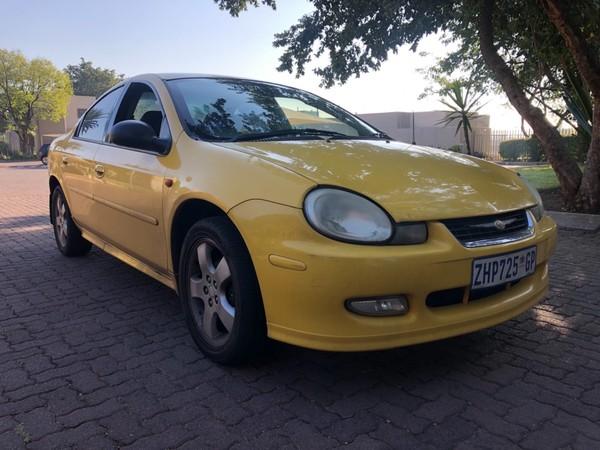 2003 Chrysler Neon 2.0 Rt  Gauteng Alberton_0