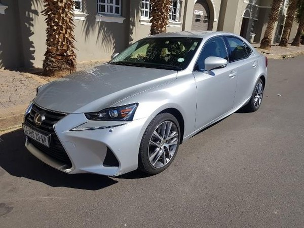 2018 Lexus IS 200T EX Western Cape Cape Town_0