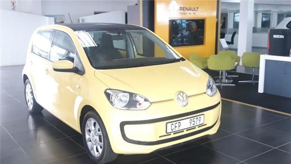 2018 Volkswagen Up Move UP 1.0 5-Door Western Cape Vredenburg_0