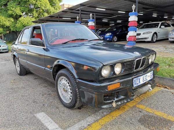 1991 BMW 3 Series 318i 4d e30  Gauteng Benoni_0