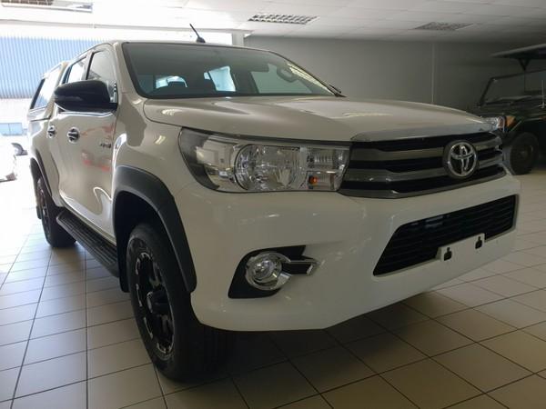 2018 Toyota Hilux 2.4 GD-6 SRX 4X4 Auto Double Cab Bakkie Western Cape Worcester_0