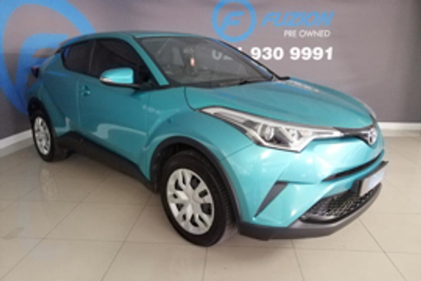 2017 Toyota C-HR 1.2T Western Cape Parow_0