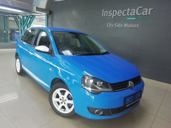 2017 Volkswagen Polo Vivo CITIVIVO 1.4 5-Door Gauteng Pretoria_0