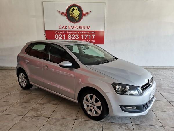 2012 Volkswagen Polo 1.6 Comfortline  Western Cape Diep River_0