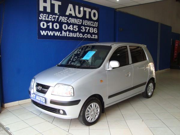 2005 Hyundai Atos 1.1 Gls  Gauteng Boksburg_0