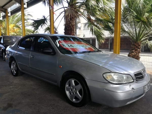 2002 Nissan Maxima Qx 3.0 At  Western Cape_0