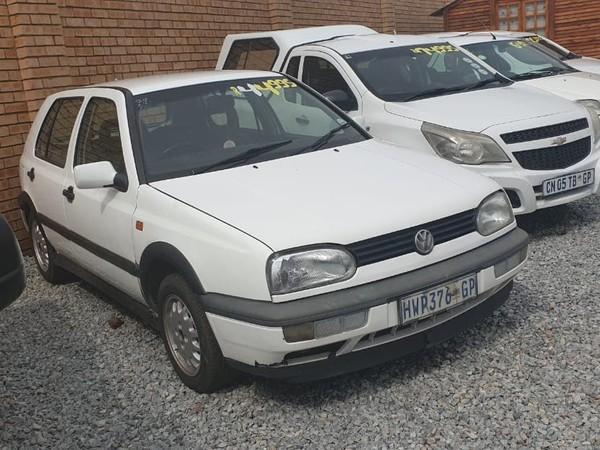 1995 Volkswagen Golf 3 Gs 1.6  Gauteng Lenasia_0