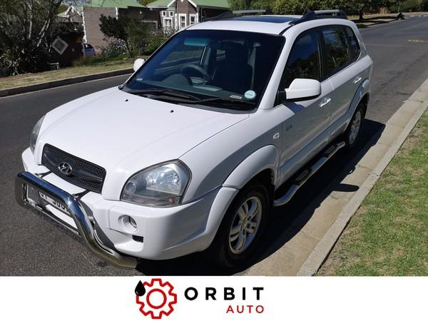 2006 Hyundai Tucson Tucson 2.7 V6 GLS 4x4 Auto Western Cape Durbanville_0
