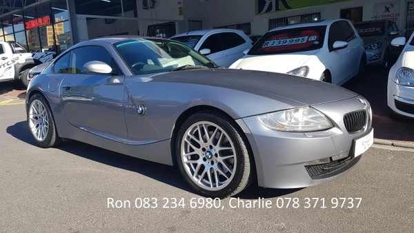 2008 BMW Z4 Coupe 3.0si At  Western Cape Parow_0