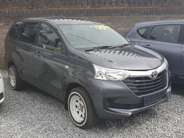2016 Toyota Avanza 1.3 Sx  Gauteng Lenasia_0