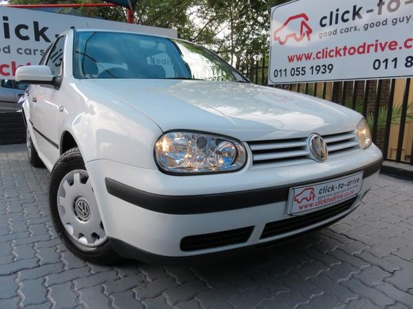 2003 Volkswagen Golf 4 1.6 Comfortline One owner Immaculate. Gauteng Randburg_0