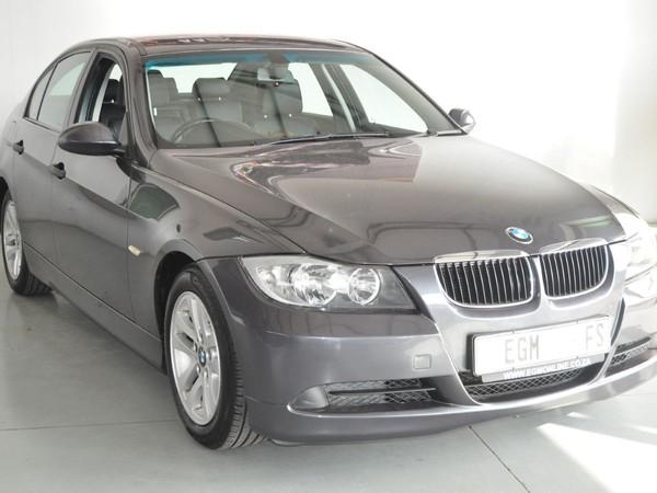 2007 BMW 3 Series 320i At e90  Free State Bloemfontein_0