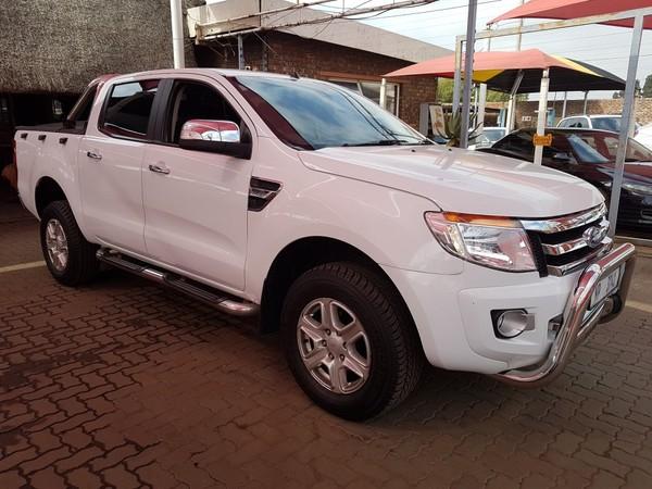 2015 Ford Ranger 3.2TDCi XLT Auto Double Cab Bakkie Gauteng Meyerton_0