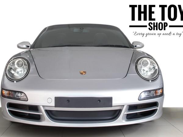 2006 Porsche 911 Carrera 4S Cabriolet 997  Western Cape Cape Town_0