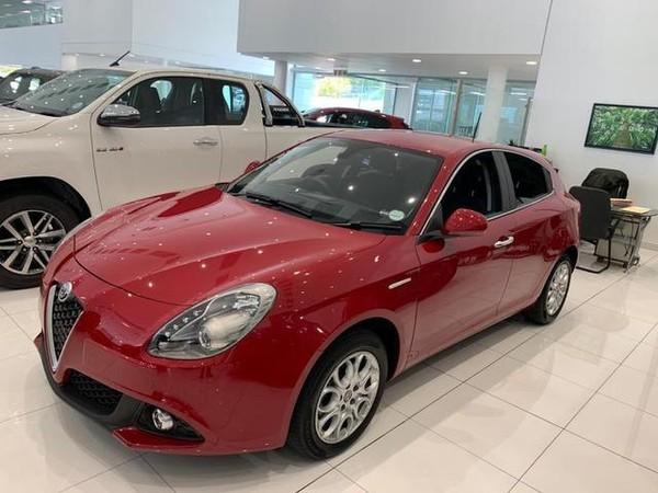 2017 Alfa Romeo Giulietta 1.4T Super 5 Door Gauteng Bryanston_0