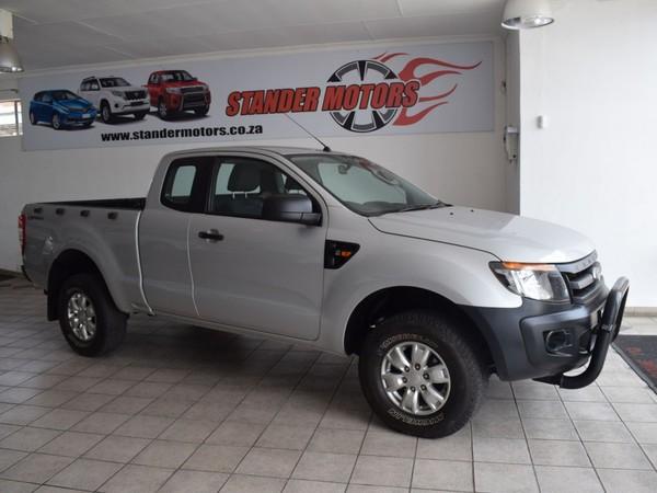 2015 Ford Ranger 2.2TDCi XL PU SUPCAB Gauteng Nigel_0