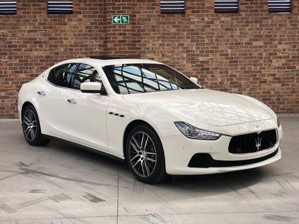 2018 Maserati Ghibli S Gauteng Edenvale_0