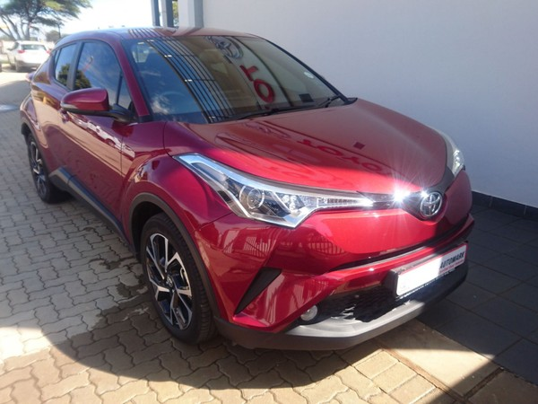 2018 Toyota C-HR 1.2T Plus CVT North West Province Lichtenburg_0