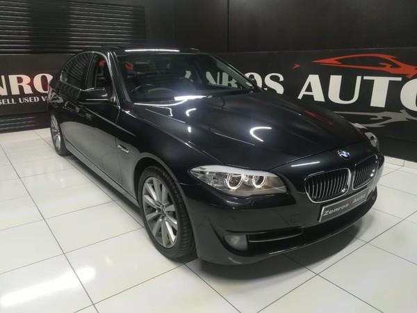2012 BMW 5 Series 520i At Exclusive f10 -R4500PM Gauteng Boksburg_0