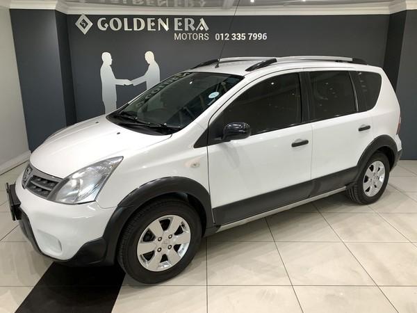 2013 Nissan Livina 1.6 Visia X-gear  Gauteng Pretoria_0