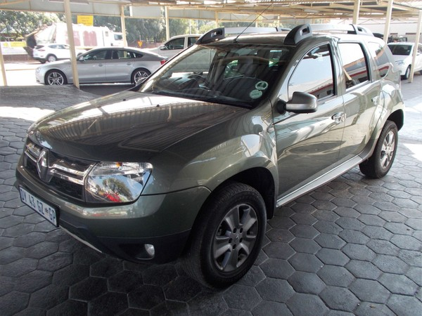 2015 Renault Duster 1.5 dCI Dynamique Gauteng Pretoria North_0